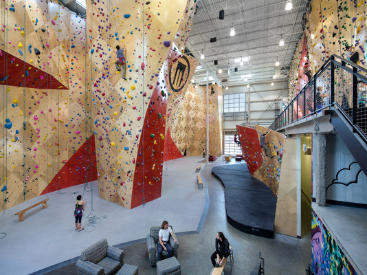 Climbing Classes Chicago - Learn the Ropes: Beginning Wall ...