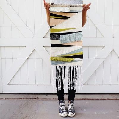 Textile Art & Design Classes Denver - Tapestry Weaving Basics | Dabble