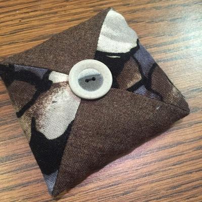 Carousel pin cushions 8