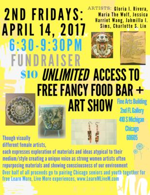Carousel lmlm spring 2017 fundraiser
