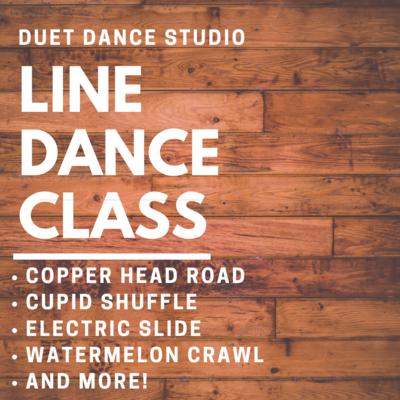 Carousel line dance