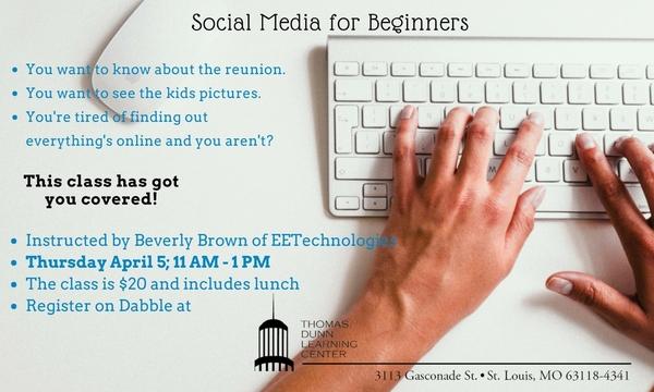 Carousel social media for beginners 3 13 18