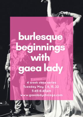 Carousel series burlesque