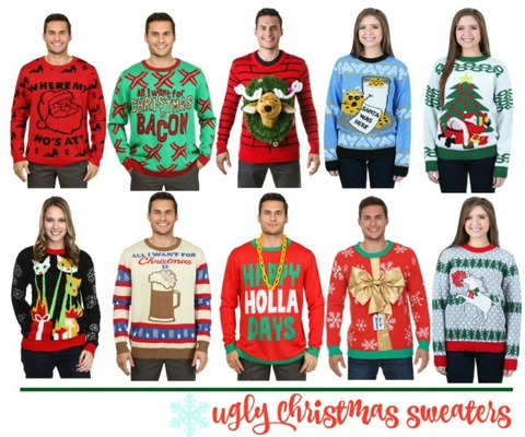 0ed77977c Holiday Classes Chicago - Ugly Holiday Sweater Making Party