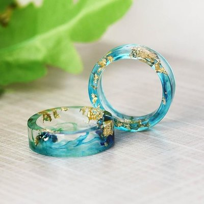 Carousel ring under the sea resin ring 4 2000x