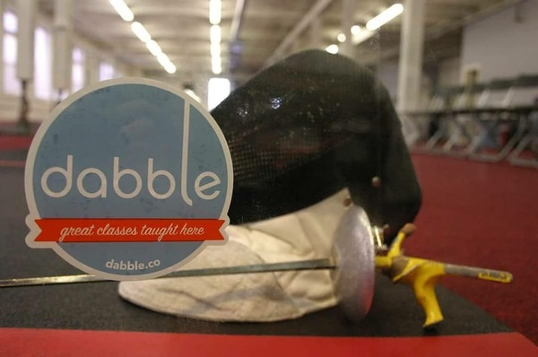 Fencing Classes Chicago En Garde Ready Fence Dabble