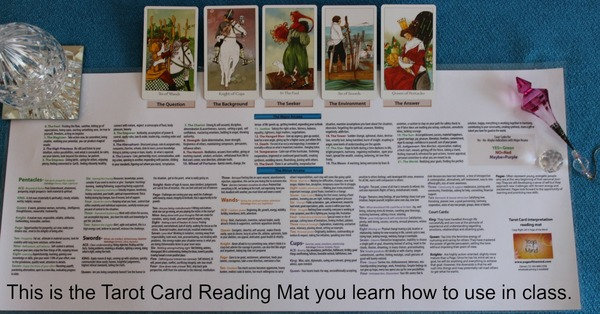 Carousel tarot mat 1 with copy