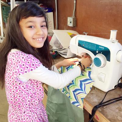 Carousel ali sewing
