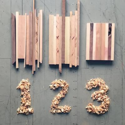 Carousel custom cutting boards 1 2 3