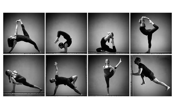Carousel buffy yoga group 5