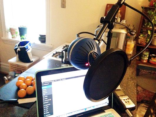 Carousel podcast kitchen edit