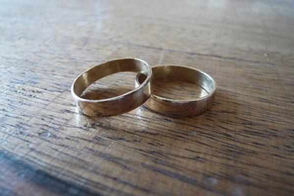 Carousel weddingrings