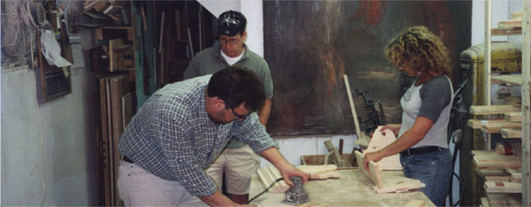 Woodworking Classes Chicago - Introduction to Woodworking