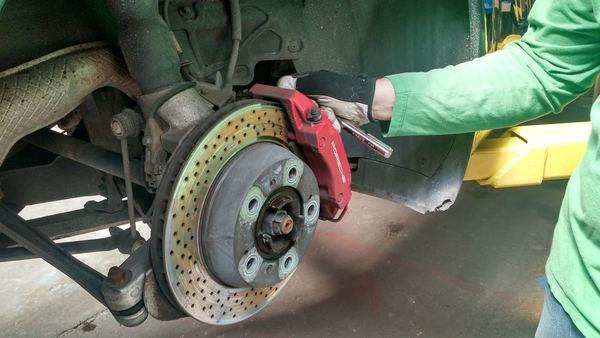 Carousel 20170603 brake job