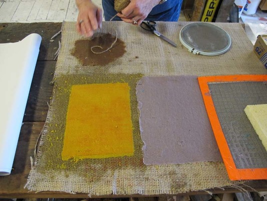 Carousel paper making 6