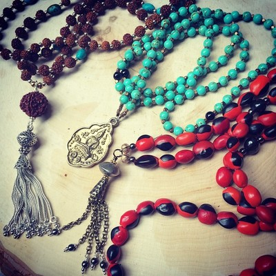 Jewelry making classes chicago make your very own mala for Jewelry making classes salt lake city