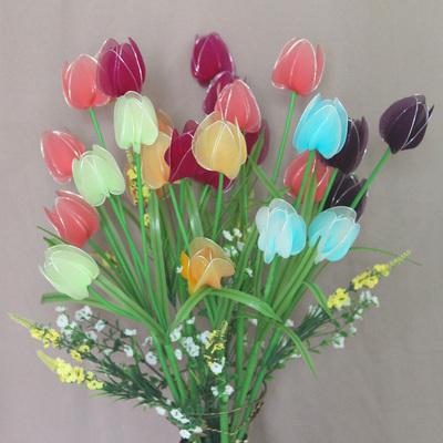 Floral design classes st louis silk stocking flower artwork dabble silk stocking flower artwork mightylinksfo