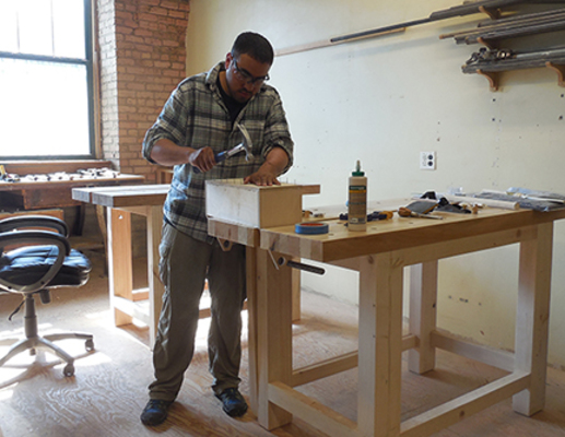 Woodworking Classes Chicago 12 Week Woodworking For Beginners Dabble