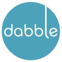Medium square dabble logo large