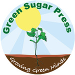 Small square greensugarpress logo