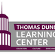Small square thomas dunn learning center plum and grey logo png