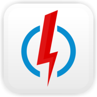 Medium square power up icon