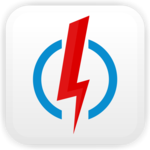 Small square power up icon