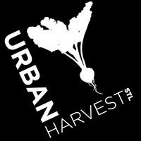 Medium square 300dpi urban harvest stl logo 3 bw negative