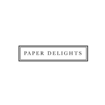 Big square paper delights