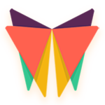 Small square liftuplift login logo