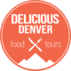 Small square delicious denver logo   full color